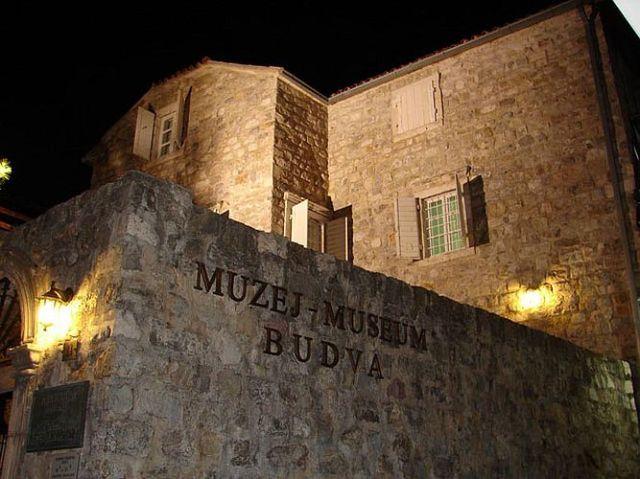 Археологический музей Будвы. Фото: Androidvodic.com