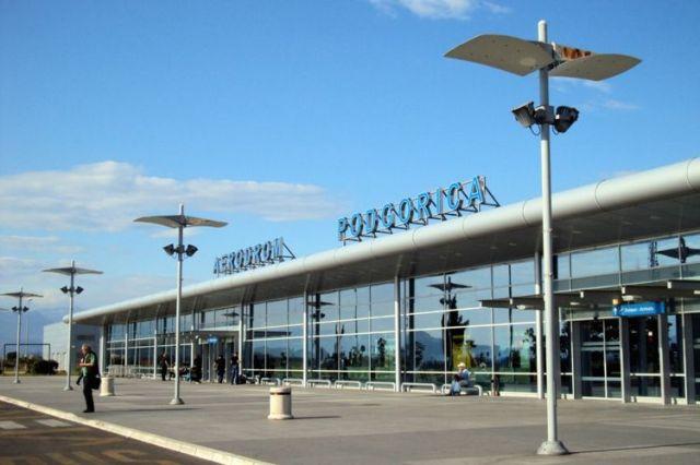 Аэропорт в Подгорице. Фото: Businessart.me