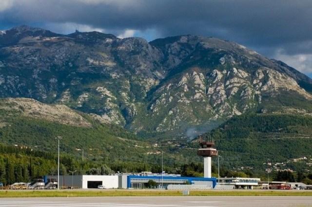 Аэропорт Тивата. Фото: Avia2.ru