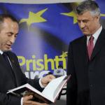 Tači i Haradinaj se saglasili u vezi rezmene teritorija
