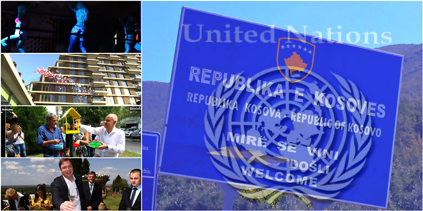 Kad Kosovo uđe u UN, u Beogradu će taj dan biti kao i svaki drugi. Niko neće ni primetiti da je Kosovo otišlo