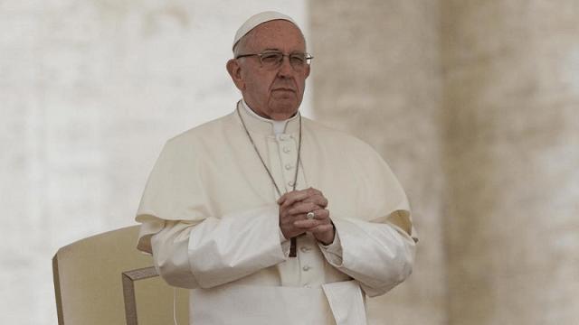 Papa na Veliki petak govorio o trgovini ljudima i migrantima