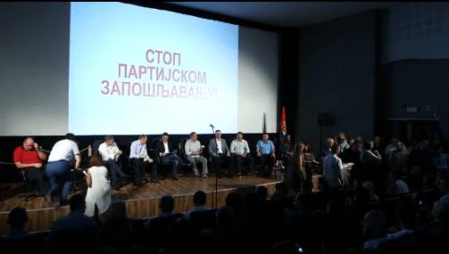 U nedelju formiranje Saveza za Srbiju