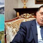Malagurski: Dodik nije patriota. Farsa je da ga Zapad napada