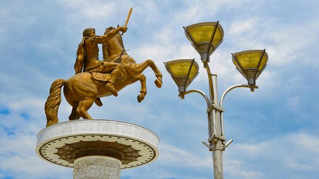 Želja etničkih Makedonaca, većinskog naroda, je da ne izgube zemlju, jedinu državu koju Makedonci imaju u svetu