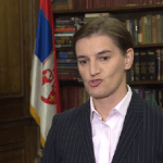Brnabić: Hvala Trampu u ime svih građana Srbije