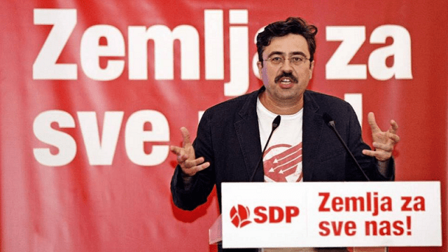 Damir Nikšić: Smrt fašizmu – robija kriminalcima