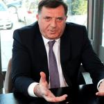 Ministar traži od Ustavnog suda da proglasi Dodika nesposobnim za funkciju
