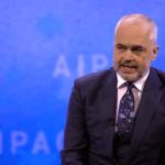 Edi Rama: Albanci sa Kosova moraju da diskutuju kao pravi muškarci