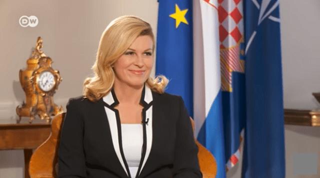 Grabar-Kitarović: Zapaljive izjave iz Beograda mogu naneti nepopravljivu štetu