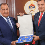 Dodik i Lavrov: Nedopustivo mešanje sa strane u odnose u BiH