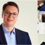Vučić putuje za Kinu. U pratnji Zoka, Mali, Aca i Cica