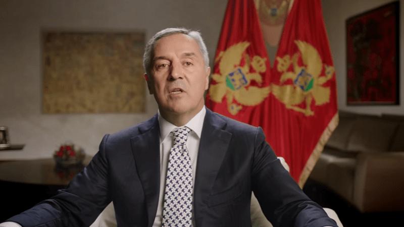Đukanović: Želite da posrbite Crnu Goru