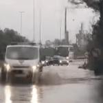 Nevreme pogodilo Dubrovnik: Kuće pod vodom, saobraćaj blokiran (video)