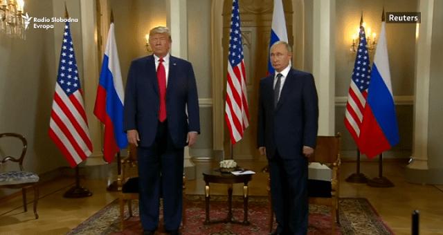 Tramp otkazao sastanak sa Putinom