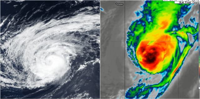 """Uragan """"Lesli"""" juri ka Španiji i Portugalu"""