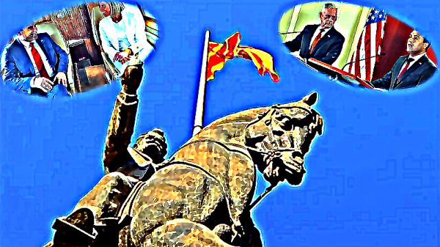 """Misle da je Makedonac biće bezsrca imozga samo sa debelim crevom, pa zato dva miliona """"rešava stvar"""". Ispostaviće se— nerešava ništa"""