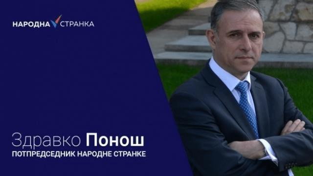 Ponoš: Kao što se nekad dodvoravao Šešelju, tako se Vučić danas dodvorava strancima