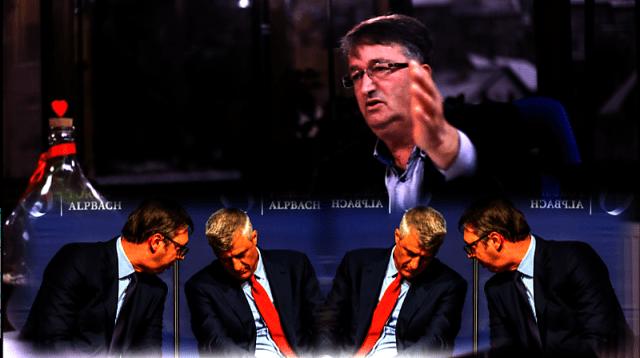 """Slaviša Ristić: Na severu КiM stvari mogu da se vrate na """"predbriselsko"""" stanje bukvalno za jednu noć ali Vučić za to nema ni hrabrosti ni volje"""