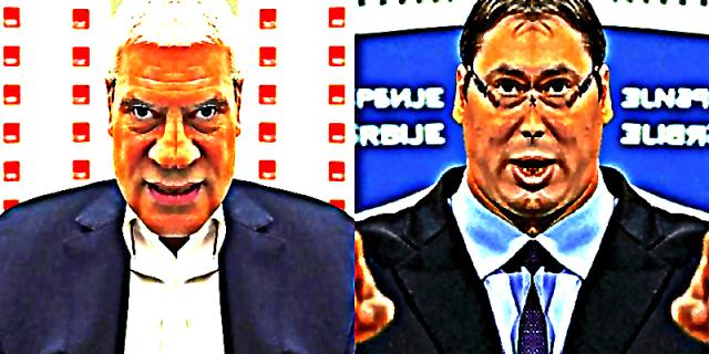 Psiholog retarderos je bio dobra psihološka priprema za goreg od sebe: Tantalić Vučić – Aleksandar!