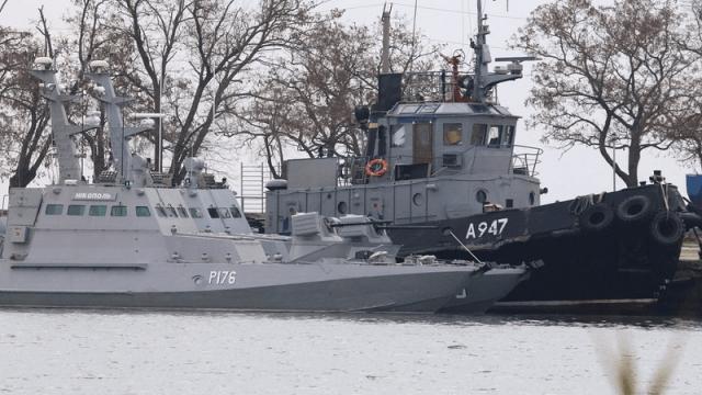BBC: Nova bura između Rusije i Ukrajine – zaplenjeni brodovi i ratno stanje