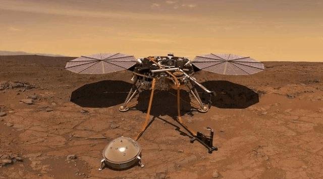 Sve što ste želeli da znate o letelici koja je sletela na Mars (FOTO)