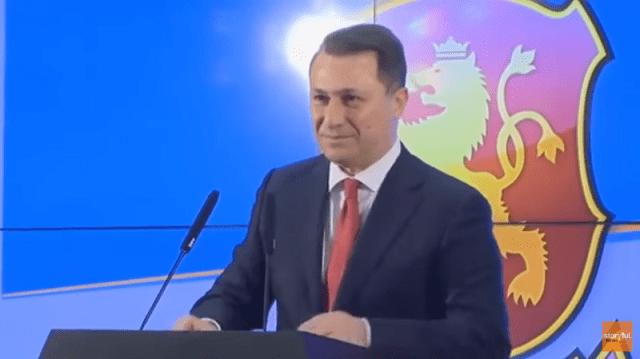 Još dve optužnice za Gruevskog