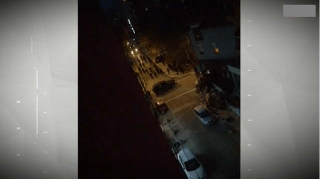 ROSU upale na sever, uhapšeno četvoro Srba, ljudi izašli na ulice