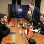 Siniša Mali s ministrom finansija Albanije – kako do lakše trgovine