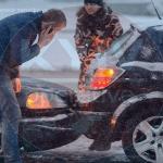 Kolaps u Ukrajini zbog snega! Od jutros 300 saobraćajnih nesreća.
