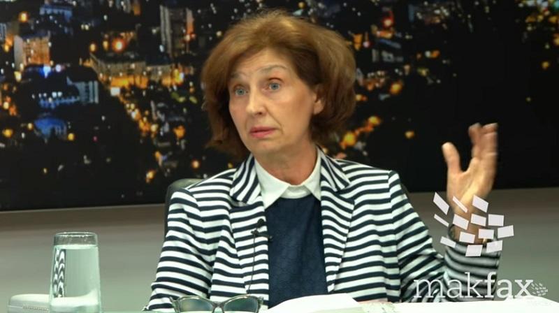 Gordana Siljanovska favorit na makedonskim izborima: Prespanski dogovor moguće poništiti