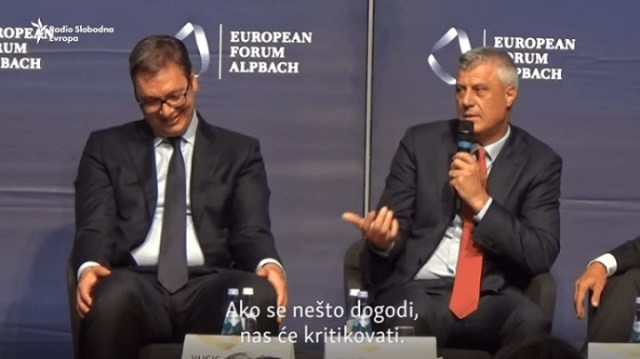 Tačijev savetnik: Srbija traži deo teritorije Kosova u zamenu za priznanje