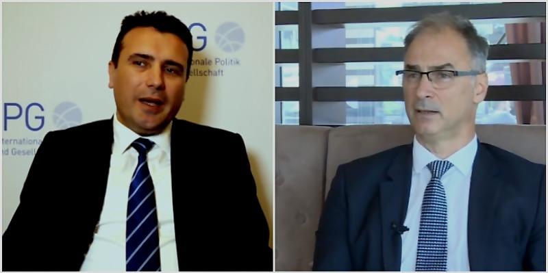 Stoilković pitao Zaeva: Čije interese branite, Republike Makedonije ili velikoalbanskog šovinizma?