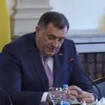Dodik napustio sastanak jer nije bila istaknuta zastava Republike Srpske (VIDEO)