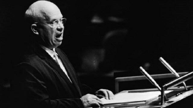 Da li je Hruščov zaista lupao cipelom po govornici UN?