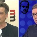 Bodrožić: Vučić pokazao da ima više razumevanja za kriminalce nego za druge građane