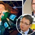 "Napredni Simin dilber Dilberović – ""S tri flaše piva"" od đilkoša preko Grocke, do dva placa i kuće"