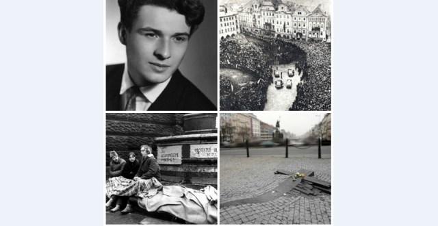 Pre 50 godina Jan Palah se zapalio za slobodu Češke