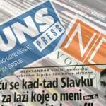 NUNS i NDNV: Otkud Vučiću moralno pravo da deli savete ili preporuke na temu medijskih sloboda!