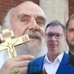 Srpski patrijarh umesto brige o pedofiliji koja ruši SPC, pokazuje brigu za Vučića koga ruše protesti