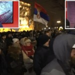 U Beogradu sutra novi protest Jedan od pet miliona, govore Čupić i Ivošević