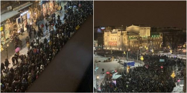 """Jedan od pet miliona"" u Beogradu, Novom Sadu i Kragujevcu"