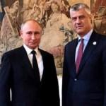 Tači pozvao Vladimira Putina da poseti Prištinu.