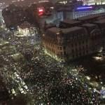 Hiljade Rumuna izašlo na ulice da brane pravdu