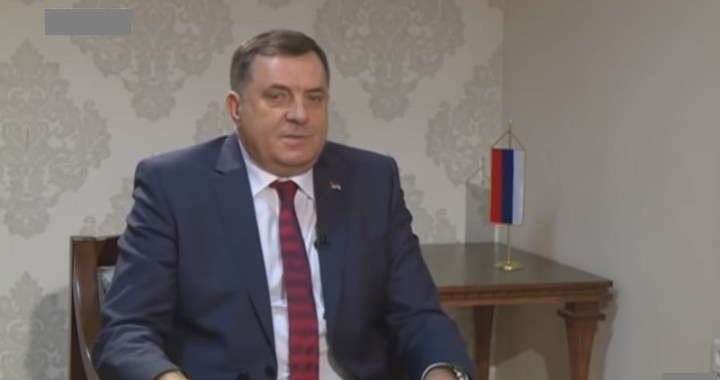 Dodik: Budu li osporavali ime Republike Srpske dodaćemo pored Republike Srpske – zapadna Srbija