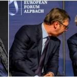 """Do kraja februara Vučić i Tači potpisuju sprazum. U jednoj od tačaka biće navedeno """"da Srbija nema ništa protiv da Kosovo bude član međunarodnih organizacija"""""""