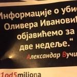 """""""1 od 5 miliona"""" marširao """"Ulicama laži Aleksandra Vučića"""": Mogu da očiste zidove od nalepnica, ali nikada neće moći svoj obraz"""