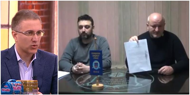 PSS: MUP je fabrika laži. Nebojša Stefanović nam je oteo reprezentativnost!