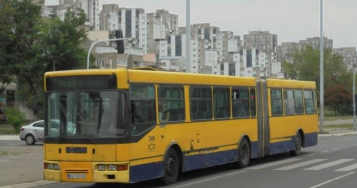 Tokom 2018. iz GSP otišlo 247 vozača