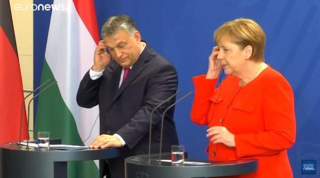 """""""Mađarska je ispruženi srednji prst ka Angeli Merkel"""""""